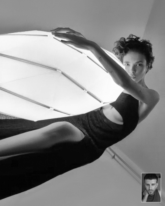 Roni Helou SS20 // Syrine Barhoumi by Fouad Tadros