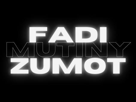 FADI ZUMOT LAUNCHES MUTINY COLLECTION!