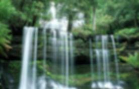 羅素瀑布 Russell Falls