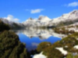 鴿子湖 Dove Lake