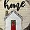 Thumbnail: Home Door Hanger with Interchangeable Wreath