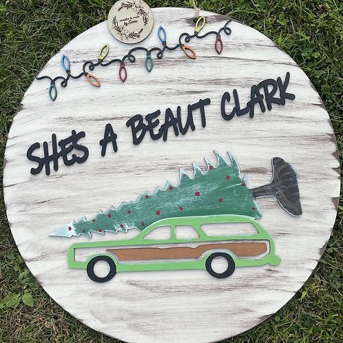 She's A Beaut Clark