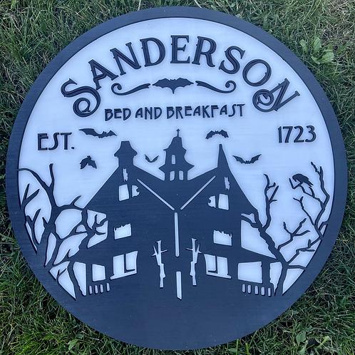 Sanderson Door Hanger