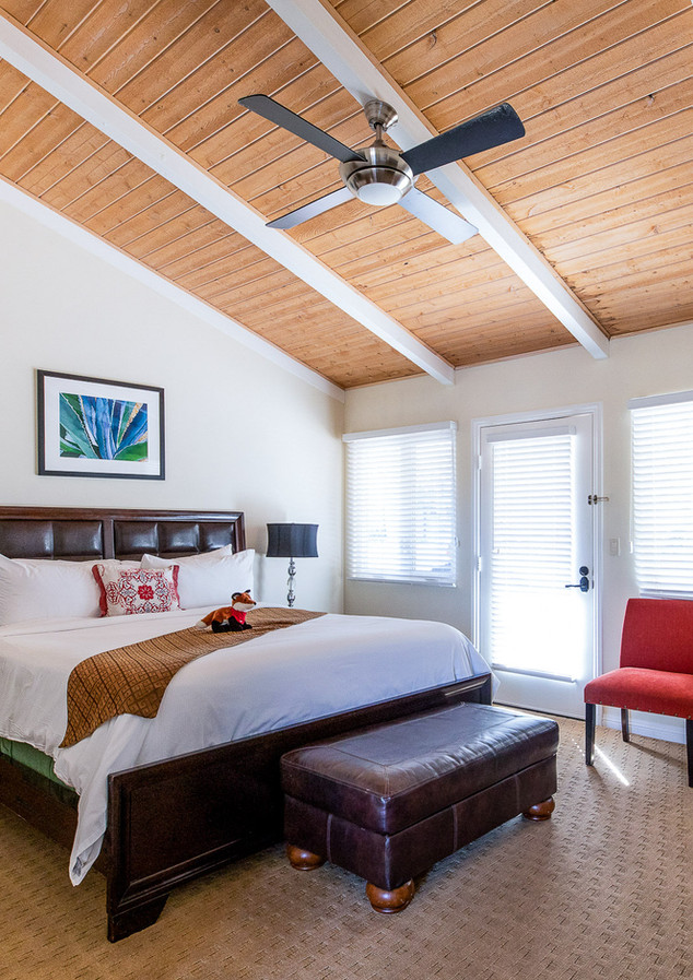 Garden Room - King-size Bed