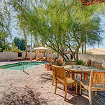 Casita Desert Star pool