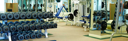 Club La Casa exercise equipment