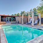 Casita Smoketree pool