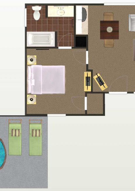 Poppy - Floor Plan