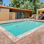 Casita Cottonwood pool