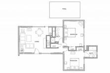 Cottonwood - Floor Plan
