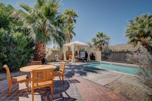 Desert Willow - Pool