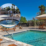 Casita Agave pool and spa