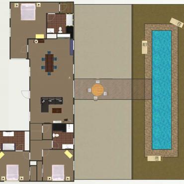 Lupine - Floor Plan