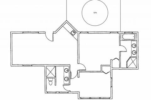 Mariposa - Floor Plan