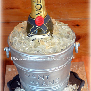 Gâteau Champagne
