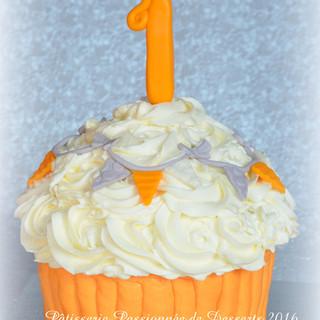 Gâteau Cupcake Géant