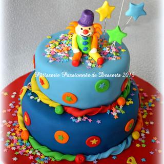 Gâteau Cirque