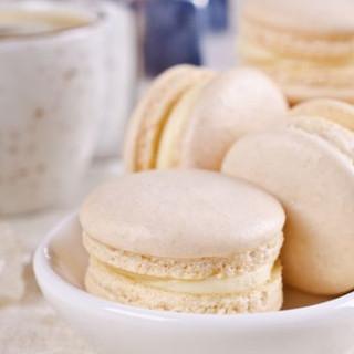 Macarons Chocolat Blanc