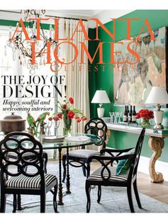 ATLANTA HOMES & LIFESTYLES - FEBRUARY 2019 - Atlanta Home for the Holidays Review