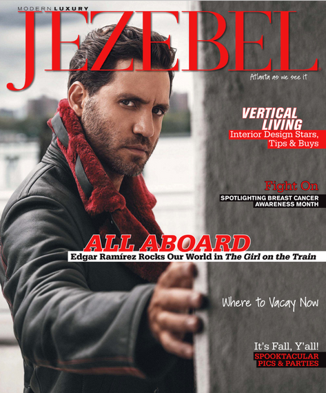 JEZEBEL - October 2016