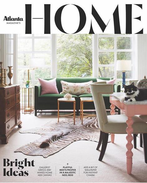 Atlanta Magazine HOME - Spring 2019 - Cover Story