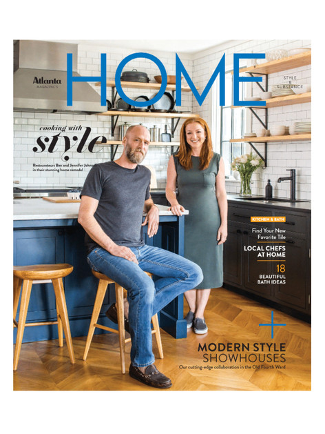 ATLANTA MAGAZINE HOMES - NOVEMBER 2018