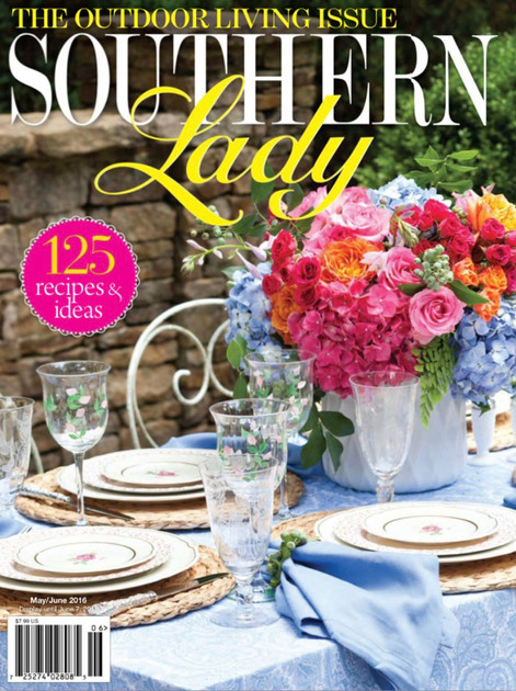 SOUTHERN LADY - May/June 2016
