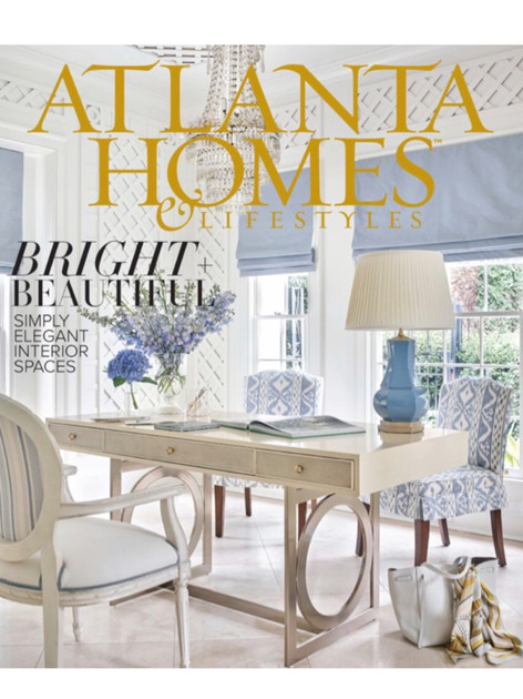 ATLANTA HOMES & LIFESTYLES - NOVEMBER 2018 - Atlanta Home for the Holidays Preview