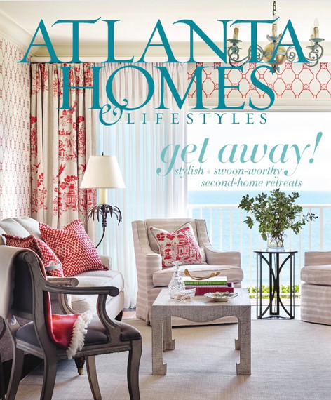 ATLANTA HOMES & LIFESTYLES - April 2017 - Southeastern Designer Showhouse Preview