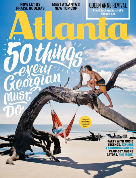 Atlanta Magazine - June 2017