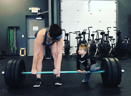 Deadlifts vs Clean Start Position… There's a Difference?!