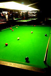 Maidstone Snooker