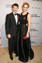Sofia Wensley Blunt and James Blunt at 'Radicak eye ' Gala 16