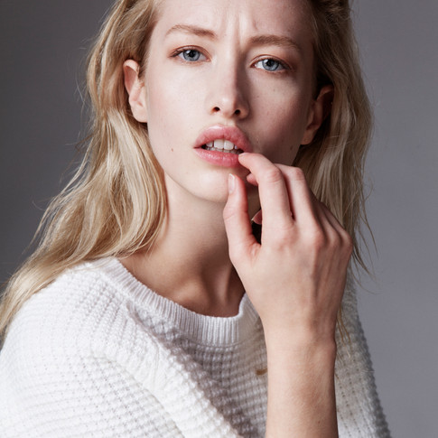 Photographer Luckas Model Billie Brown Makeup/Hair Stefi Bazavan