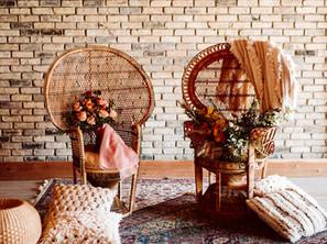 Inspiration: Modern Boho Wedding at Birch Wauwatosa