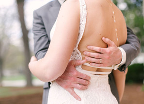 Real Wedding: Kelsey & John