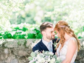 Real Wedding: Camille & Alex