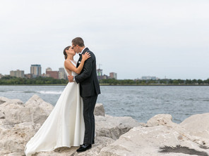 Real Wedding: JoJo & Stephen
