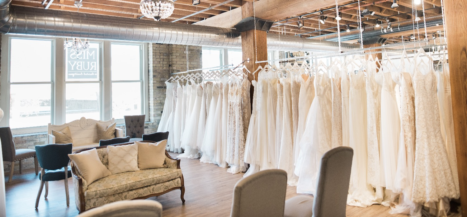 Miss Ruby Bridal Boutique - Milwaukee