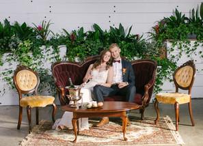 Inspiration: Bold Fall Milwaukee Wedding