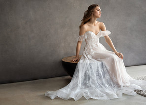 A Wedding Dress for Every Season