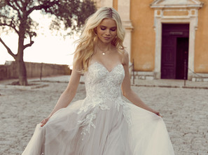 Madly in Love With Madi Lane Bridal
