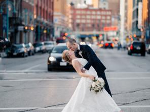 Real Wedding: Alexandra & Max