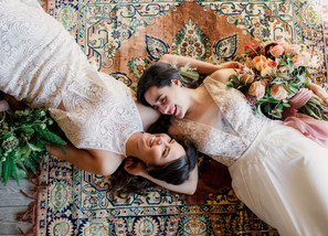 Inspiration: Moody & Romantic Milwaukee Wedding