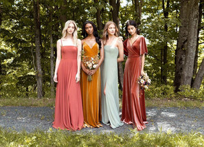 Just In: 2020 Bridesmaid Dress Trends