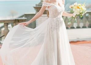 Inspiration: A Romantics Dream Wedding at Villa Terrace