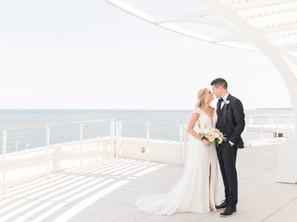 Real Wedding: Hannah & Cliff
