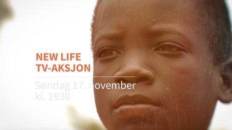 TV-aksjon 17. november på Kanal 10