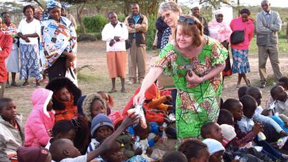 - Nasze działania ewangelizacyjne w Afryce.