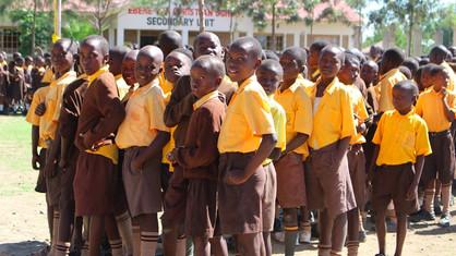 Szkoła, która walczy o osierocone dzieci!